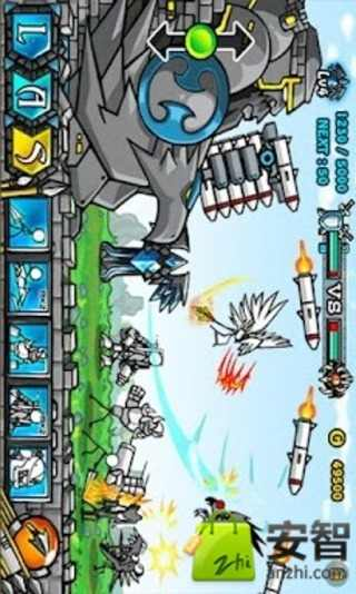 Cartoon Wars 2: Heroes 第1 頁:: 遊戲App :: iPod、iphone、iPad ...