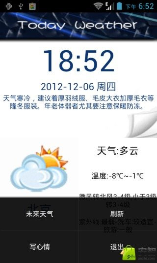ChinaWeather